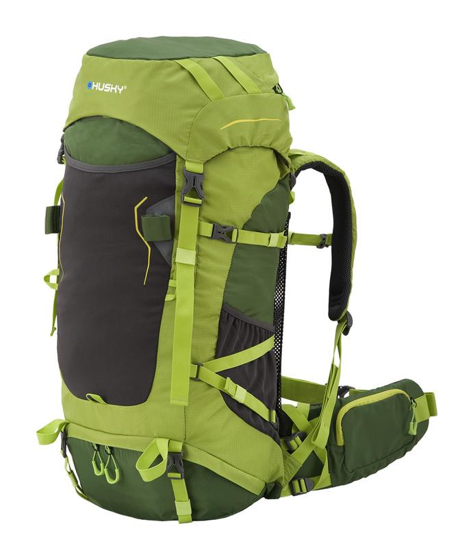 350d145ce8b9 Hátizsák ultrakönnyű Husky Rony 50l zöld. Hátizsák ultrakönnyű Husky Rony  50l zöld