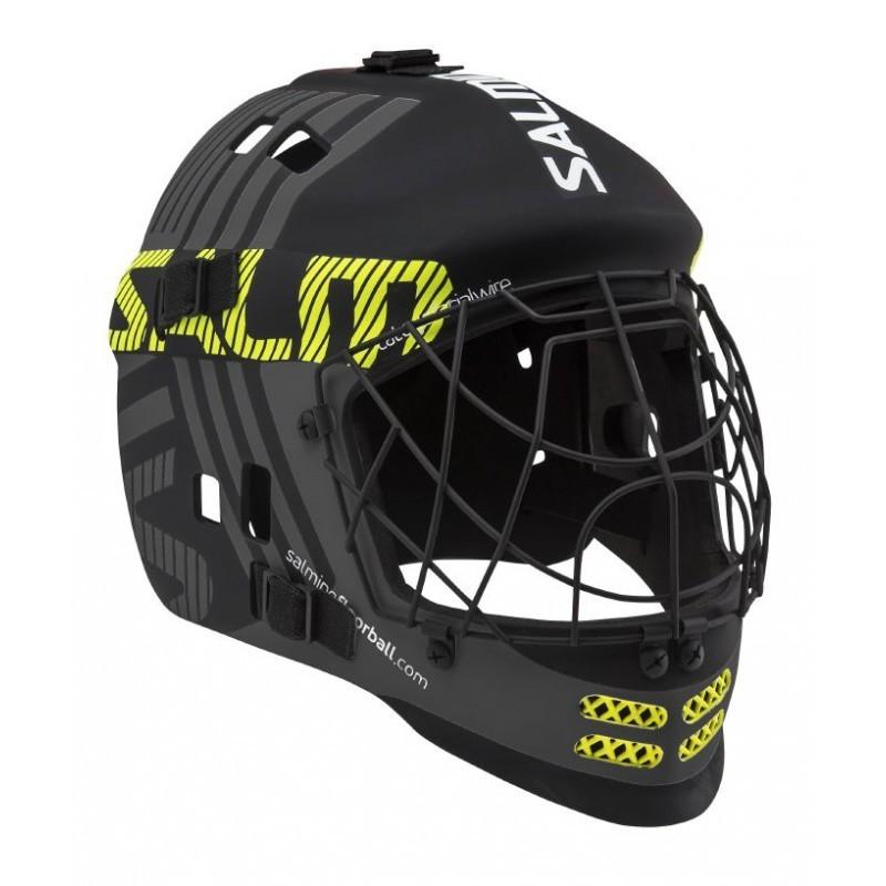 Sisak Salming Core Helmet Black