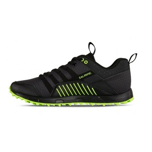 Cipő Salming Trail T4 Shoe Women kovácsolt Vas / Black, Salming
