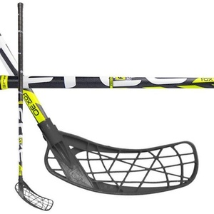 Floorball bot FREEZ FOX 30 BLACK 103 ROUND SB L