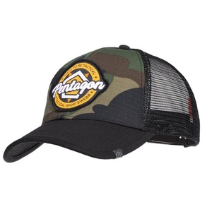 Siltes sapka PENTAGON® Era Trucker Tactical sportruházat US woodland, Pentagon