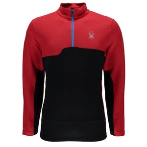 Garbó Spyder Pinnacle Merino Half Zip T-Neck 417063-600, Spyder