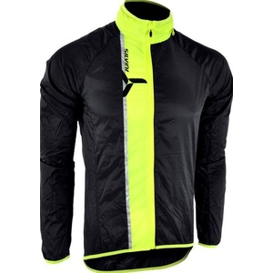 Férfi ultra light dzseki Silvini GELA MJ801 black-neon, Silvini