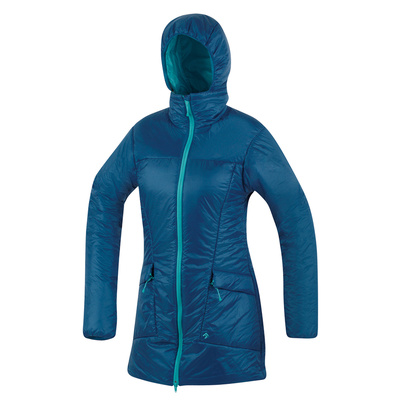 Kabát Direct Alpine Utána lady benzin / mentol, Direct Alpine