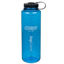 Üveg Nalgene Wide Mouth 682009-0570 blue, Nalgene