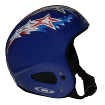 Ski sisak Gabel Issimo Gerinc Back JR Star Blue, Gabel